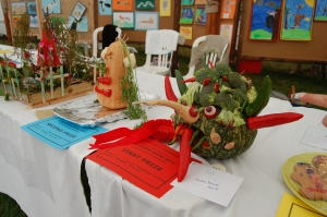 Chepstow Show 2014 - Junior entries
